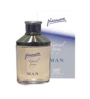 Hot Man Pheromone Natural Spray, fara miros, 50 ml