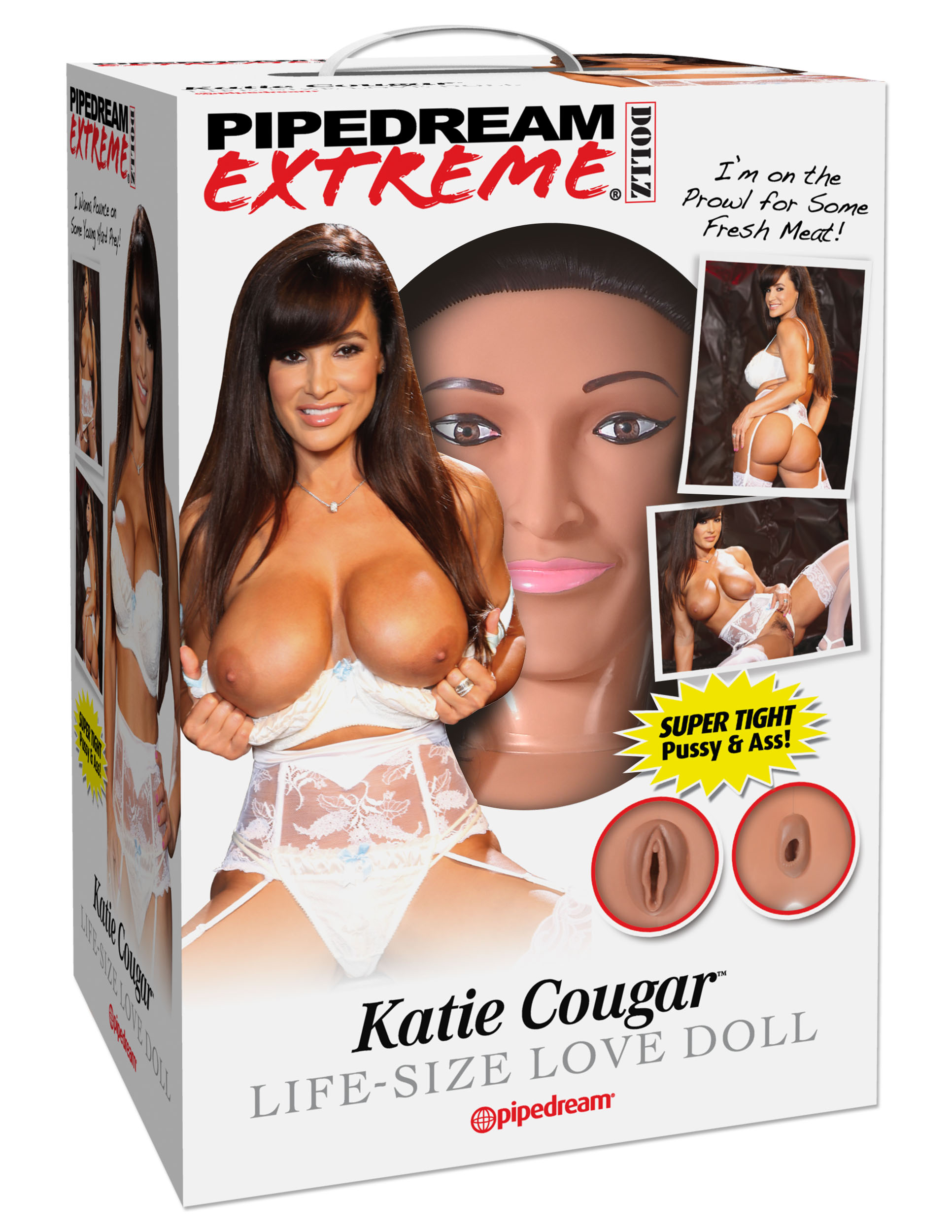 PDX DOLLZ - KATIE COUGAR